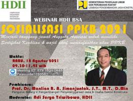 Webinar HDII BSA