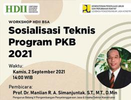 Workshop Sosialisasi PPKB